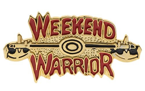 Weekend Warrior National Guard Hat or Lapel Pin H15786D126
