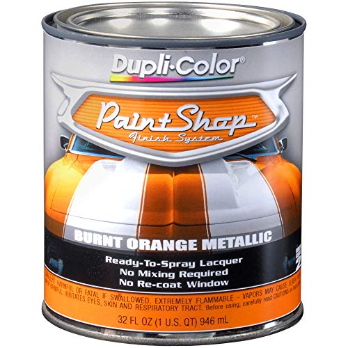 Top 10 best metallic paint orange automotive: Which is the best one in 2020?