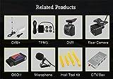 FEELDO Car Car Audio host WL series function options dedicated/Related Optional Parts: (External DVB-T MP4 HD)