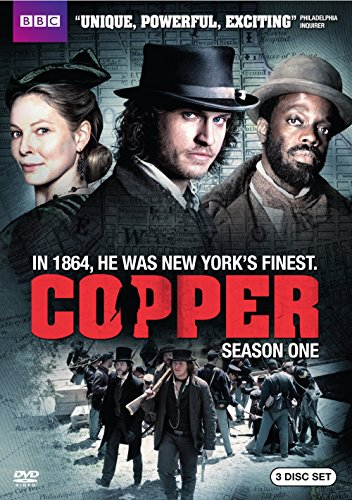 Copper: Beautiful Dreamer / Season: 2 / Episode: 12 (2013) (Television Episode)