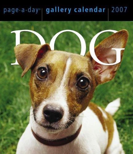 Dog Gallery Calendar 2007 PDF