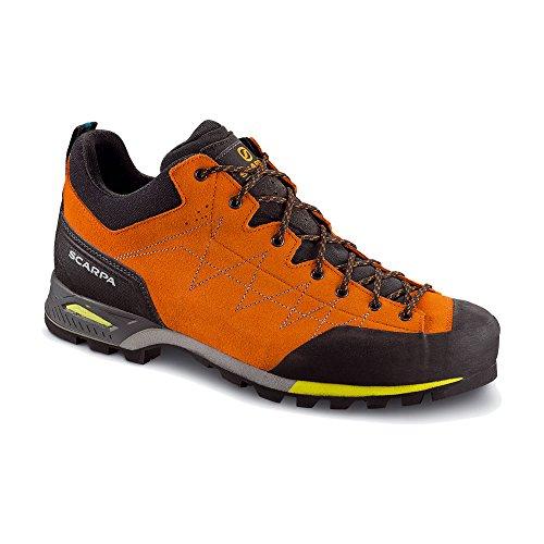 Scarpa Zodiac Tech Approach Hiking Zapatilla - SS17 Naranja - naranja