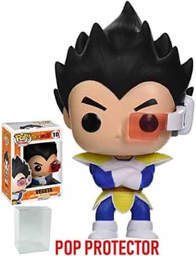 61dd468e3d8 Funko Pop Disney  Monster s Roz Figura Coleccionable. seller  Amazon.com.  (8). Funko Pop! Anime  Dragon Ball Z - Vegeta Vinyl Figure (Bundled with Pop