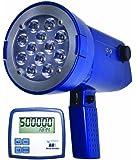 "Monarch Nova-Strobe BBL LED Portable Stroboscope, Rechargeable Battery, 9"" L x 3.66"" W x 3.56"" H"