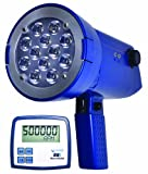 Monarch Nova-Strobe BBL LED Portable Stroboscope, Rechargeable Battery, 9'' L x 3.66'' W x 3.56'' H