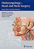 img - for Otolaryngology--Head and Neck Surgery: Rapid Clinical and Board Review by Matthew L Carlson (2015-01-09) book / textbook / text book