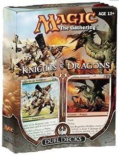 Magic: The Gathering: MTG Duel Decks: Knights vs Dragons