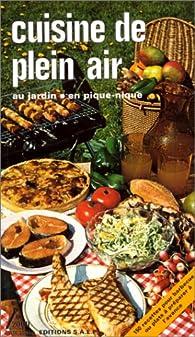 Cuisine de plein air  par Jean-Jacques Zeil