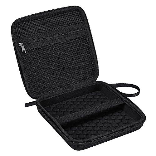 Tragbare Schutzhülle, VicTsing Hülle Hartschalentasche Tasche Case Bag für Externe USB, DVD, CD, Blu-ray Brenner, Driver, Writer, Laufwerke, Apple MD564ZM / Apple Magic Trackpad / SAMSUNG SE-208 GB / ASUS usw.
