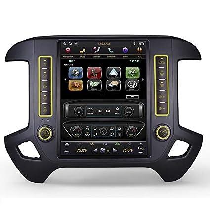 Amazon com: Chevrolet Silverado GMC Sierra 2014-2018 Android
