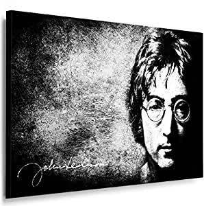 Art On Canvas - Frame 100x70x2cm The Beatles 3010