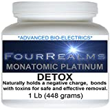 Monatomic Platinum Gold - 448 grams (1lb) - ORMUS - ORME Powered by Platinum