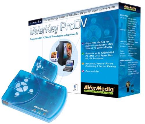 AVer Information Inc. AverMedia Iaverkey Prodv Dv to to Converter
