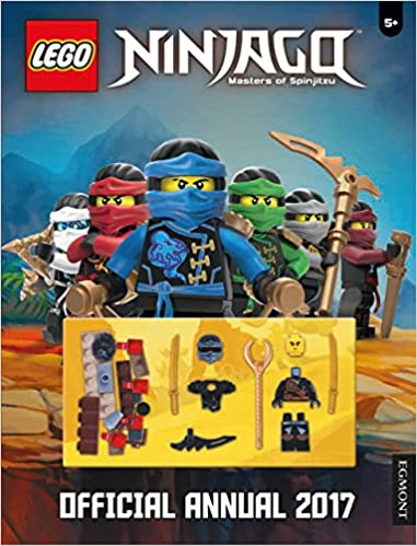 The LEGO® Ninjago: Official Annual 2017 (Egmont Annuals)