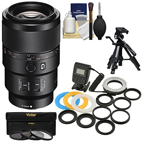 Sony Mount Filters Tripod Cameras product image