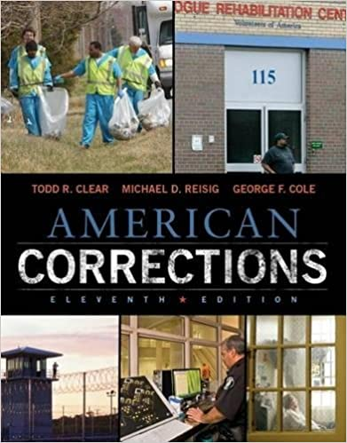 American corrections todd r clear michael d reisig george f american corrections 11th edition fandeluxe Image collections