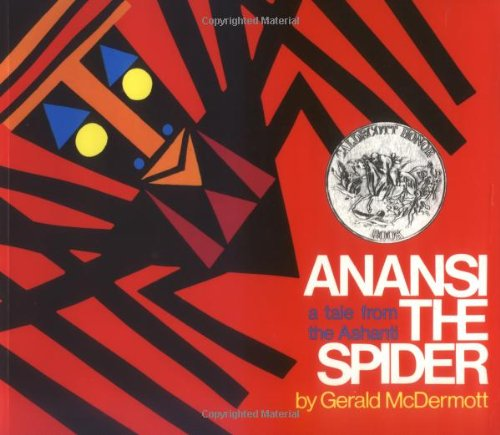 Anansi The Spider Arts And Crafts