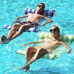 2-Pack(Blue,Green) Premium Swimming
