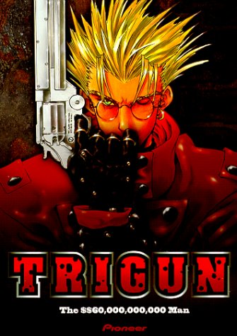 Trigun Vol. 1 - The $60,000,000,000 Man by Geneon [Pioneer]