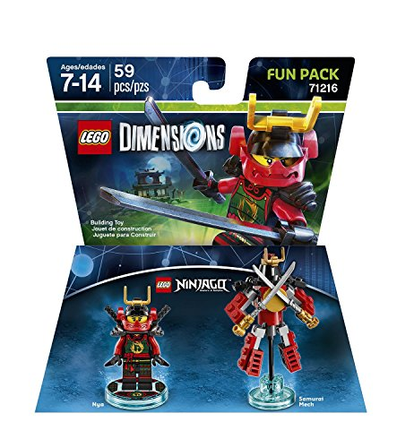 Ninjago Nya Pack not machine specific product image