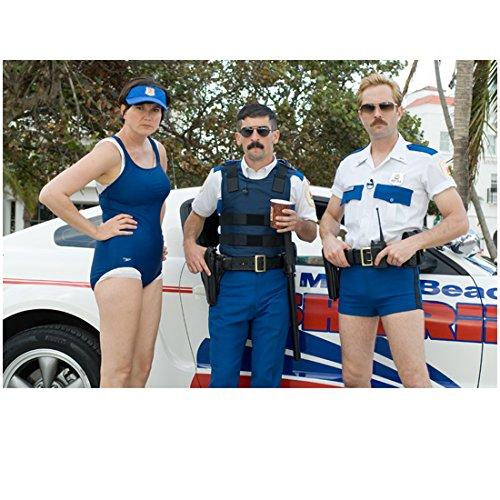 Reno 911 Kerri Kenney as Trudy, Robert Ben Garant as Travis, and Thomas Lennon as Jim 8 x 10 inch -