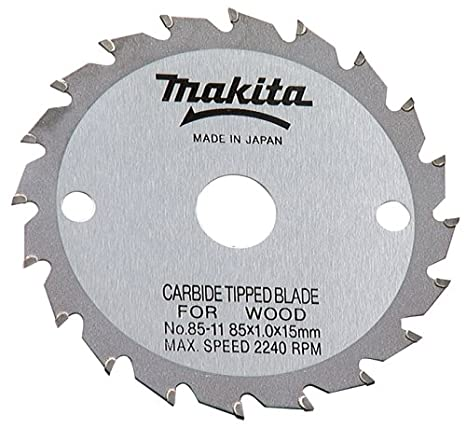 Makita 792611 2 3 38 inch 20 tooth atb saw blade with 15mm arbor makita 792611 2 3 38 inch 20 tooth atb saw blade greentooth Gallery