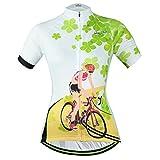 2016 Women's Cycling Jerseys Pink Shirts Jacket Maillot Bicycle Racing Short Sleeves Suit Aogda Ladies Cycling Clothing