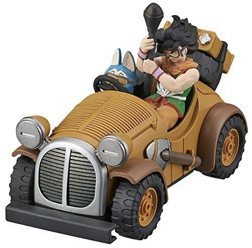 Shalleen Collection Dragon Ball Vol.5 Yamcha's Mighty Mouse Plastic Model