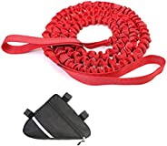 Bicycle Tow Rope, Flexible Bike Tow Rope for Kids, Elastic Bungee Rope Tractor, Specially Designed for Mountai