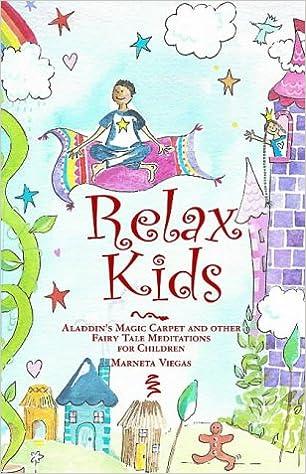 578dd9ccc Relax Kids: Aladdin's Magic Carpet: Amazon.co.uk: Marneta Viegas ...