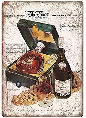 Amazon Com Anbiz Remy Martin Cognac Liquor Vintage Ad Vintage