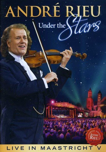 Andre Rieu - Under the Stars: Live in Maastrich (Holland - Import, NTSC Format)