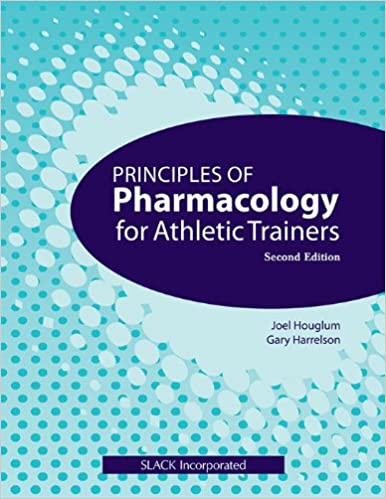 Principles of pharmacology for athletic trainers 9781556429019 principles of pharmacology for athletic trainers 2nd edition fandeluxe Image collections