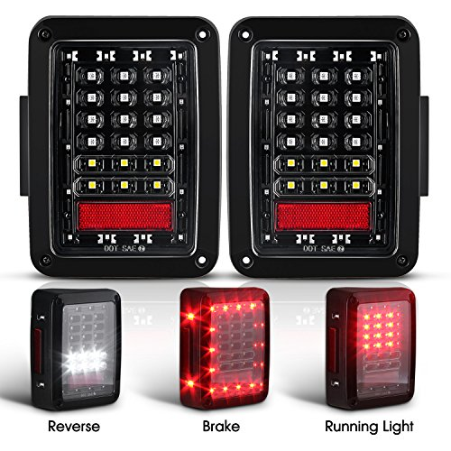 Wrangler Lights Brake Reverse Signal product image