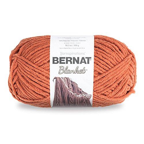 (Bernat Blanket Yarn, Pumpkin Spice)