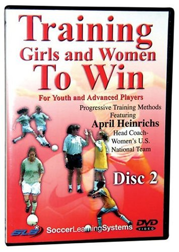 omen To Win: For Youth and Advanced Players - Disc Two (Soccer Learning Systems) ()