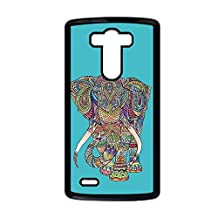 Generice With Colorful Elephant Drawing 4 For G3 Lg Optimus Rigid Plastic For Guy Shell Apparent