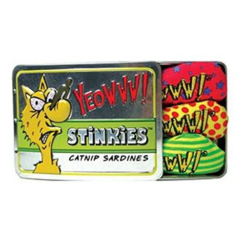 Étain Yeowww De Stinkies (Lot de 2)