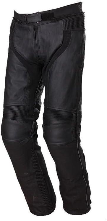 Modeka Tourrider Lederhose 52 Schwarz
