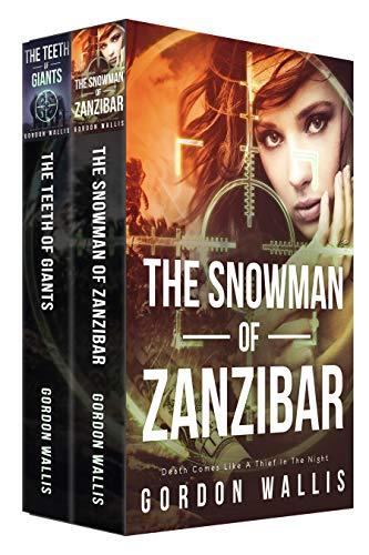 The Snowman Of Zanzibar & The Teeth Of Giants: The Jason Green Series Box set
