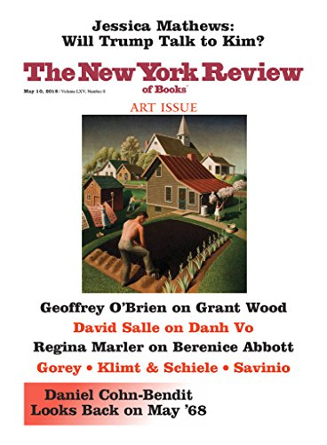 Magazines : The New York Review of Books
