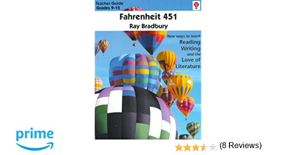 Amazon.com: Fahrenheit 451 - Teacher Guide by Novel Units, Inc ...