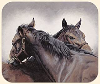product image for 1 X Special Connection Horse Mouse Pad by Fiddler's Elbow