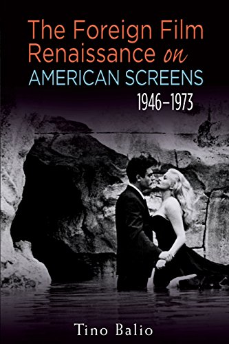 The Foreign Film Renaissance on American Screens, 1946–1973 (Wisconsin Film Studies)