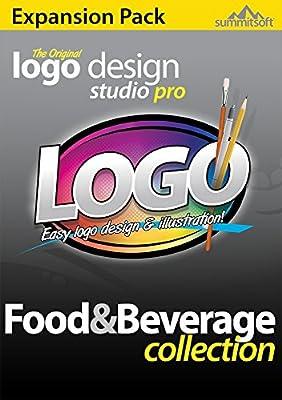 Logo Design Studio Pro Food & Beverage Logo Templates (Expansion Pack For Logo Design Studio Pro Vector) [Download]