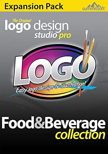 Logo Design Studio Pro Food & Beverage Logo Templates (Expansion (Logo Beverage)