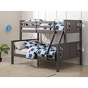 Donco Kids Twin/Full Princeton Bunk Bed