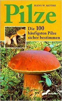 Book Pilze: Die 100 Häufigsten Pilze Sicher Bestimmen ; [Extrateil Giftpilze]