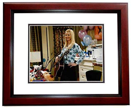 Lisa Kudrow Signed - Autographed FRIENDS 8x10 Photo MAHOGANY CUSTOM Frame - Guaranteed to pass PSA or JSA - -