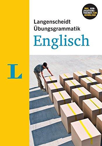 Langenscheidt Übungsgrammatik Englisch - Buch mit Software zum Downloaden